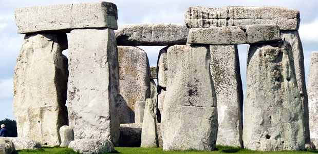 Stonehenge, in Wiltshsire